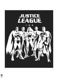 DC Justice League Comics: Trends 2013 Posters