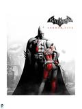 Batman Arkham City Print