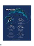 DC Batman Comics: Gadgets '75' Posters