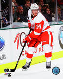 Gustav Nyquist 2011-12 Action Photo