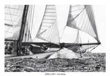 Free Sailing Art by Jorge Llovet