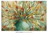 Grande Bouquet Kunstdruck von Wani Pasion