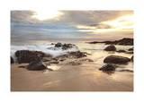 Laguna Sunset Giclee Print by Janel Pahl