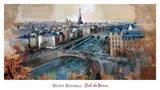 Ciel de Paris Posters by Marti Bofarull