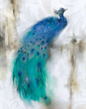 Jewel Plumes I Prints by J.P. Prior