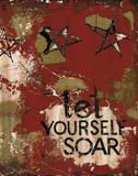 Let Yourself Soar Art by Luis Sanchez