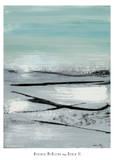 Strand II Kunstdrucke von Heather Mcalpine