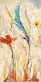 Flores I Print by Nancy Villarreal Santos