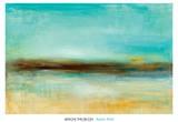 Ana's Pier Kunstdrucke von Wani Pasion