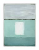 Azure Blue II Prints by Caroline Gold