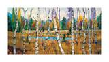 October Parade Giclee Print by Graham Forsythe