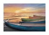 Rainbow Armada Giclee Print by  Celebrate Life Gallery