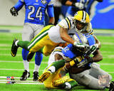 Ha Ha Clinton-Dix 2014 Action Photo