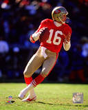 Joe Montana 1989 Actiion Photo