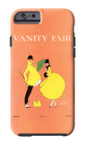 Vanity Fair - L.A. Morris April 1916 - iPhone 6 Case iPhone 6 Case by L.A. Morris