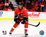 Sean Monahan 2014-15 Action Photo