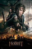 The Hobbit - Battle of Five Armies Fire Posters