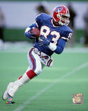 Andre Reed 1989 Actiion Photo