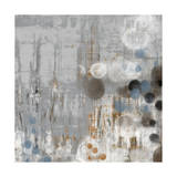 Bubbly I Print by Jennifer Goldberger