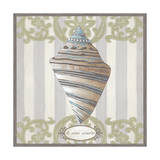 Riviera Shell II Art by Erica J. Vess