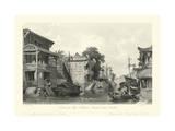 Scenes in China I Prints by T. Allom