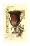 Transitional Urn II Prints by  Vision Studio