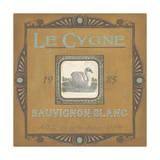 Vintage Wine Labels VIII Prints by Erica J. Vess