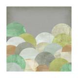 Scalloped Landscape II Prints by Jennifer Goldberger