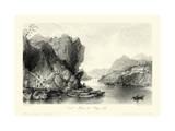 Scenes in China III Art by T. Allom