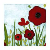 Precious Poppies IV Prints by Erica J. Vess