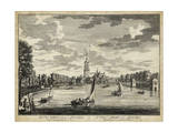 Views of Amsterdam VII Prints by Nicolaus Visher