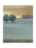 Tranquil Landscape I Print by Norman Wyatt Jr.