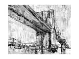 Iconic Suspension Bridge II Prints by Ethan Harper