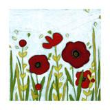 Precious Poppies II Prints by Erica J. Vess