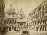 Doge's Palace Photographic Print by Giacomo Brogi