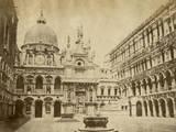 Doge's Palace Photographic Print by Giacomo Brogi