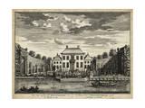 Views of Amsterdam V Prints by Nicolaus Visher