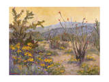 Desert Repose IV Art by Nanette Oleson