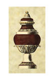 Antique Urn II Poster by  Vision Studio