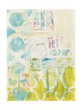 Lattice Progression I Print by Erica J. Vess