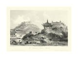 Scenes in China II Print by T. Allom
