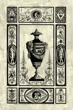 Pergolesi Urn II Print by Michel Pergolesi