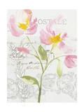 Romantic Watercolor I Premium Giclee Print by Kiana Mosley