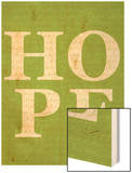 Green Hope Posters