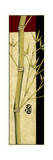 Meditative Bamboo Panel I Art by Jennifer Goldberger