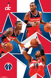 Washington Wizards - Team 14 Affiche