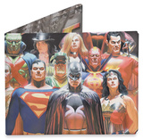 Justice League Mighty Wallet Wallet