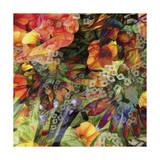 Embellished Eden Tile III Posters by James Burghardt