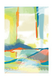 Deconstructed Landscape 4 Kunstdrucke von Jan Weiss
