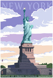 Statue Of Liberty National Monument - New York City, NY Posters